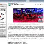 UK Sharks Poker Forum 3