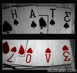Love Hate Poker