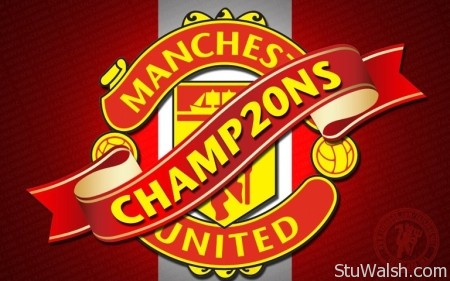 Manchester United – Premier League Champions 2012/2013