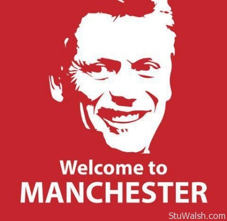 David Moyes - Welcome To Manchester