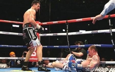 Carl Froch v George Groves 2 Knockout