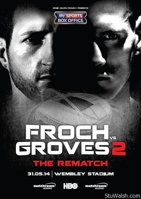 Froch V Groves 2 Unfinished Business